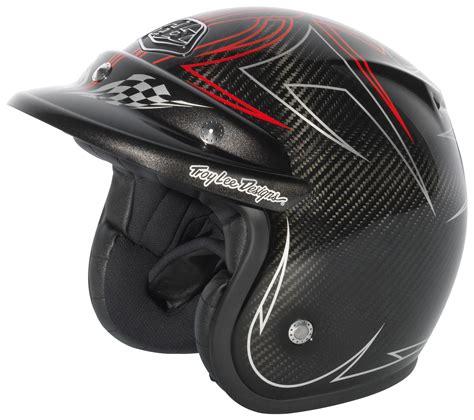 troy lee designs motocross helmets troy lee open face helmet revzilla