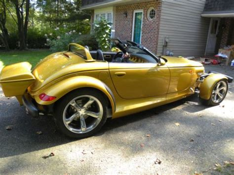 auto air conditioning repair 2002 chrysler prowler seat position control find used 2002 chrysler prowler only 2800 miles in swedesboro new jersey united states