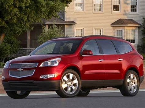 2012 chevrolet traverse pricing ratings reviews kelley blue book