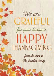 business imprint thanksgiving card thanksgiving from brookhollow