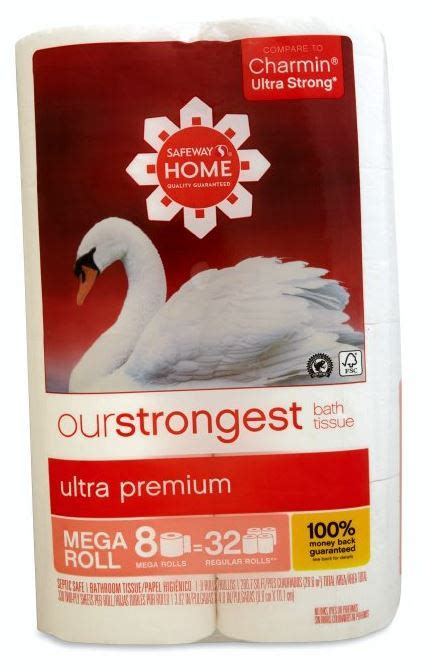 Which Brand Of Tissue Paper Is The Strongest - like forests check out safeway s fsc certified bath