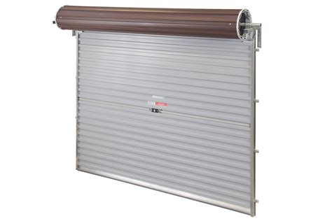 Roll Garage Doors Gliderol Manual Roller Door Laminated Finishes Up To 8ft High Roller Garage Door