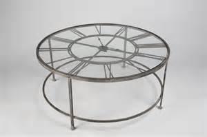 la table basse horloge design industriel d 233 co tendency