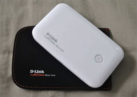 Portable Wifi Router 3 5g Hsdpa masam masam manis d link launches a 3 5g pocket router offering 3 6mbps speeds