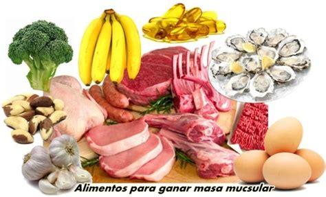 dieta  lograr  aumento de  muscular