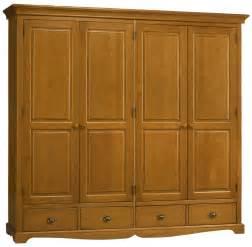 chambre literie armoire grande armoire 4 portes 4