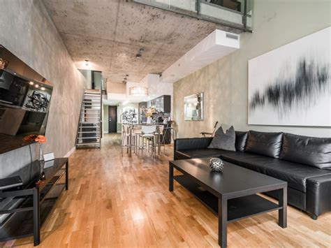 Apartment Address In Toronto 6 000 A Month To Live In A Concrete Loft Near King West