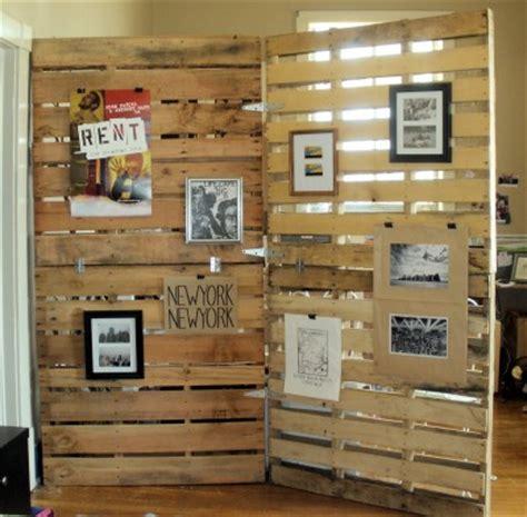 Pallet Room Divider Smallrooms