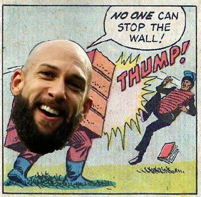 Tim Howard Memes - meme watch tim howard won the internet