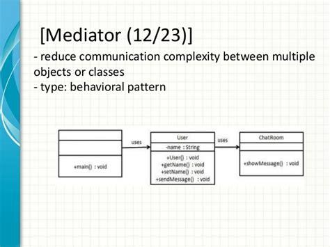 tutorialspoint observer pattern design patterns for beginners 1 2