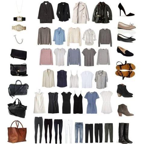 Parisian Chic Capsule Wardrobe by Best 10 Parisian Wardrobe Ideas On Parisian