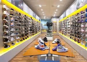 wall showcase shoe display racks