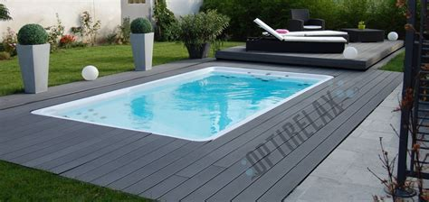 pool und spa swim spa pools kaufen optirelax 174