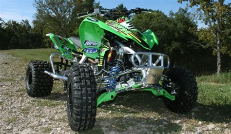 Atv Kawasaki Kfx450r Race 187 kawasaki kfx450r motocross build