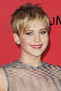 jennifer elfin haircut just in time for the release of the hunger games
