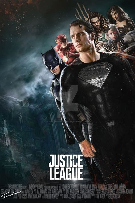 justice league film photo junkyardawesomeness justice league 2017 movie poster hd by