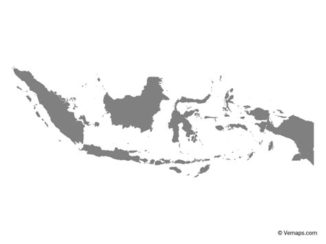 grey map  indonesia  gambar indonesia peta