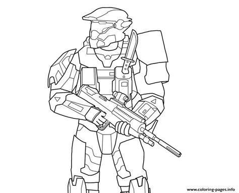 Halo 5 Coloring Pages by Print Halo 5 Coloring Pages Coloring