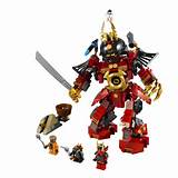 LEGO Ninjago Samurai Mech BUY NOW