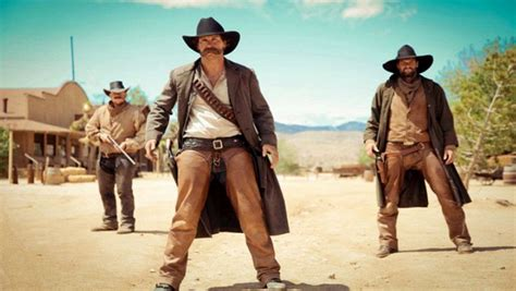cowboy film production becoming bulletproof film review hollywood reporter