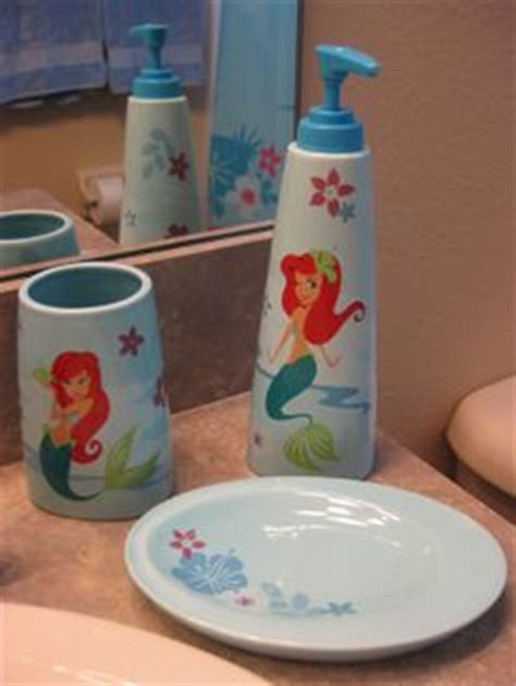 little mermaid bathroom accessories little mermaid bathroom on pinterest mermaid shower