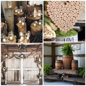 Easy rustic wedding reception ideas uniquely yours wedding