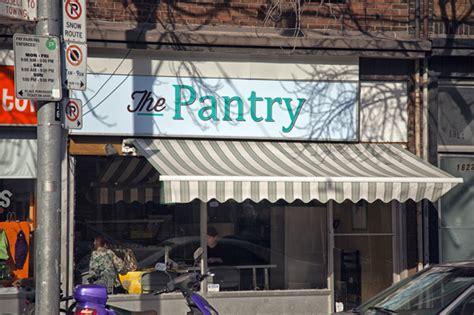 The Pantry Toronto the pantry closed blogto toronto
