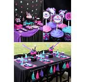 Ideas KarasPartyIdeascom Girly Rockstar Birthday Party