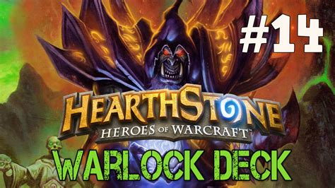 hearthstone hexenmeister deck hearthstone zoo warlock hexenmeister deck let s play 14