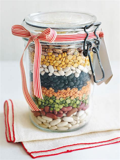 christmas soup in a jar curried bean soup in a jar family circle