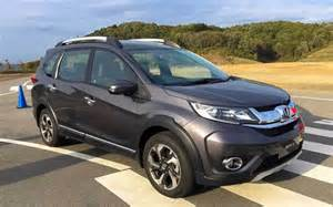 Honda brv br v price specifications interior exterior in india