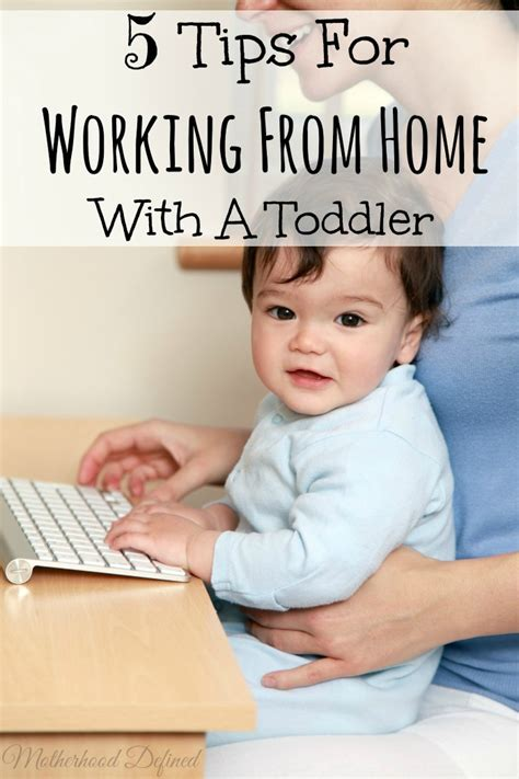 5 tips for working from home huffpost 5 tips for working from home with a toddler