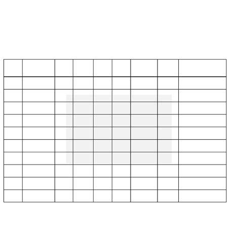 bill organizer chart monthly bill organizer chart free
