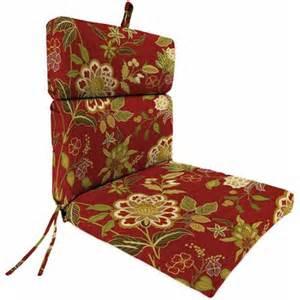 Universal knife edge chair cushion multiple patterns walmart com