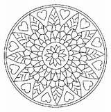 Coloriage Mandala 3 à imprimer - coloriages Mandalas à télécharger ...