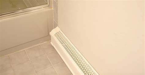 baseboard heater bathroom 100 tile baseboard bathroom mike and sara rehab a