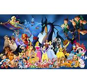 Disney Characters The Most Popular