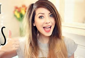 Zoella Just Say Yes