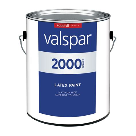 shop valspar contractor finishes 2000 pro 2000 swiss coffee eggshell interior paint
