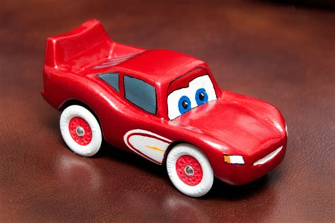 Lightning Finished The Occupational Hobo Lightning Mcqueen Pinewood Derby Car Template