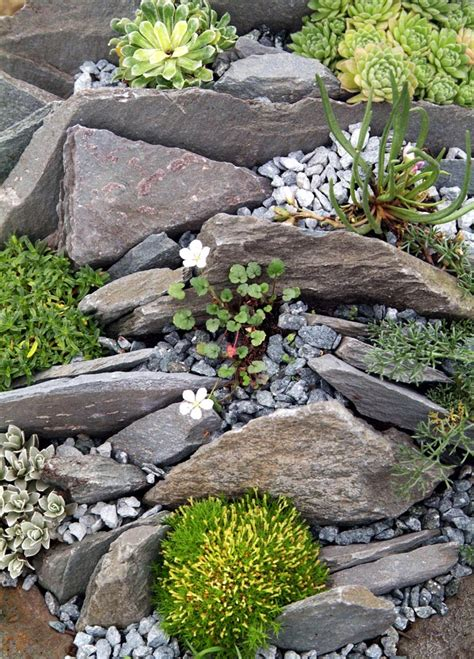 garden ideas with rocks beautiful rock garden ideas corner