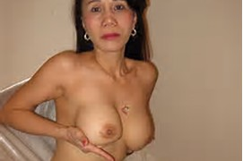 Naked Mature Asian Granny