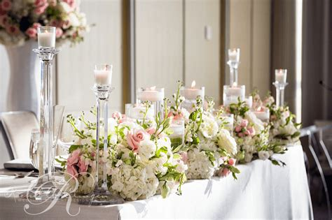 wedding table flower centerpieces pictures tables wedding decor toronto a clingen wedding event design