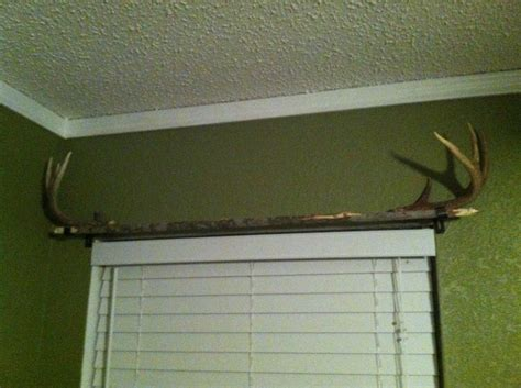 boys curtain rods best 25 hunting theme bedrooms ideas on pinterest