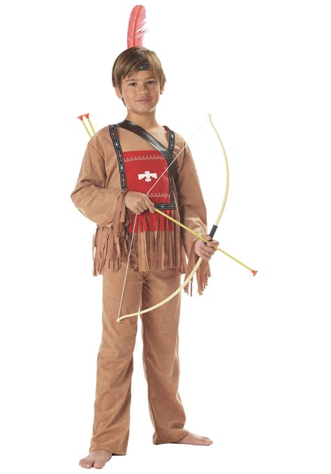 boy costumes boys indian costume