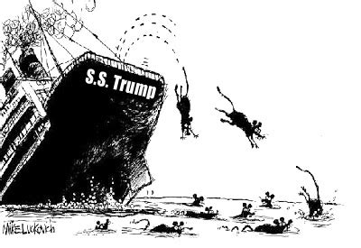 Rats From A Sinking Ship by The Rats Are Leaving The Ship What Lifeboat Are The