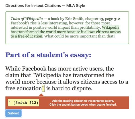 awesome collection of in text citations mla format ppt about how to