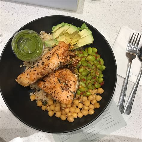 4 protein rich salads best salads in singapore burpple guides
