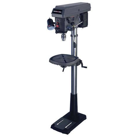 PORTER CABLE 15 in Floor 12 Speed Drill Press   Lowe's Canada