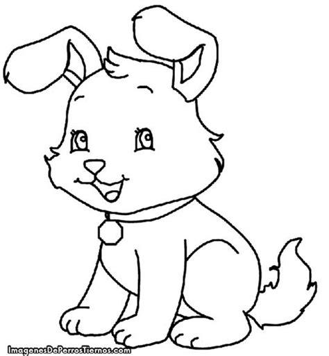 imagenes bonitas para colorear de perritos coquetos dibujos de perritos tiernos para colorear e